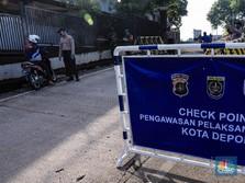 'Jika PSBB Diperpanjang, PDB Indonesia Terancam Tumbuh 0%'