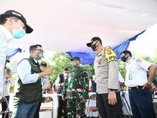 Ridwan Kamil: PSBB Tingkat Jabar Diperpanjang Hingga 29 Mei