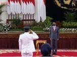 Sah! Jokowi Lantik Ahmad Riza Patria Jadi Wagub DKI Jakarta