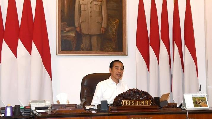 Presiden Joko Widodo (BPMI Setpres/Rusman