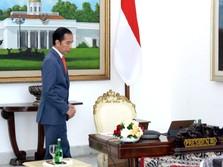 Jokowi: Bantuan UMKM Cairkan, Jangan Mereka Bangkrut Dulu!