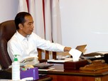 Kebut Urusan Bahan Pokok, Jokowi Rombak Aturan