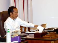 3 Instruksi Jokowi Agar Pengusaha Tak Lakukan PHK Massal