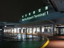 Dear Traveler! Tes Covid Bisa di Bandara Narita, Rp 6,5 Juta
