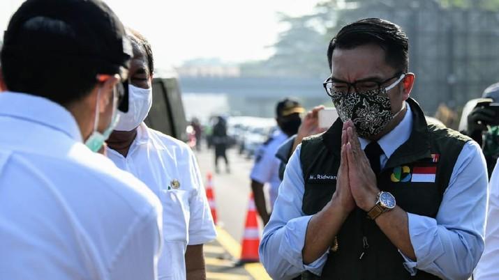 Penerapan PSBB di Bogor (Pemprov Jabar)