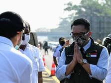 Mau Disuntik Vaksin Covid, Kang Emil Tunggu Seleksi Relawan