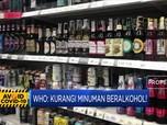 WHO: Minuman Beralkohol Tingkatkan Risiko Penularan Corona