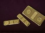 Cuan Cuy, Kayanya Emas Bisa Tembus Rp 4,5 Juta per Gram
