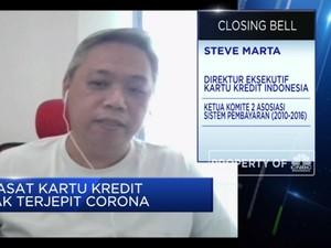 Ikut Terdampak Covid-19, Transaksi Kartu Kredit Turun 15%