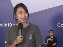 Kisah Relawan Wanita: Jadi Perawat, Sekaligus Supir Ambulan