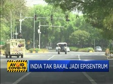 Khawatir Jadi Episentrum Corona, India Lanjutkan Lockdown