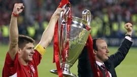 Benitez Bongkar Rahasia Keajaiban Liverpool di Istanbul