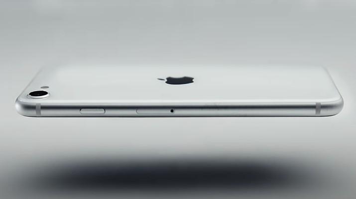 iPhone SE 2020 (Screenshot Official Video Apple)
