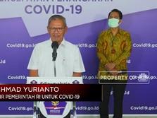 Sehari Tambah 102, Total Pasien Sembuh Corona di RI 548 Orang