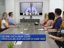 Wah! 530 Ribu Data Akun Zoom Diperjualbeli Hacker di Dark Web