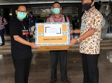 Cegah Covid-19, PLN Salurkan Berbagai Bantuan Senilai Rp 10 M