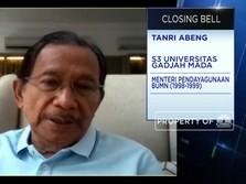 Erick Mau Merger Bank Syariah BUMN, Ini Kata Tanri Abeng