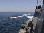 Militer Tegang di Laut Arab, Iran Sebut Kehadiran AS Ilegal
