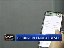 Siap-Siap! Blokir IMEI Ponsel Ilegal Mulai 18 April 2020
