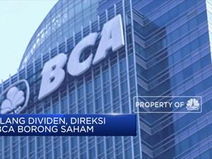 Jelang Dividen, Direksi BCA Borong Saham Miliaran Rupiah