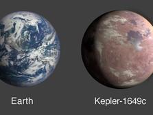 NASA Temukan Planet Serupa Bumi, Layak Huni?