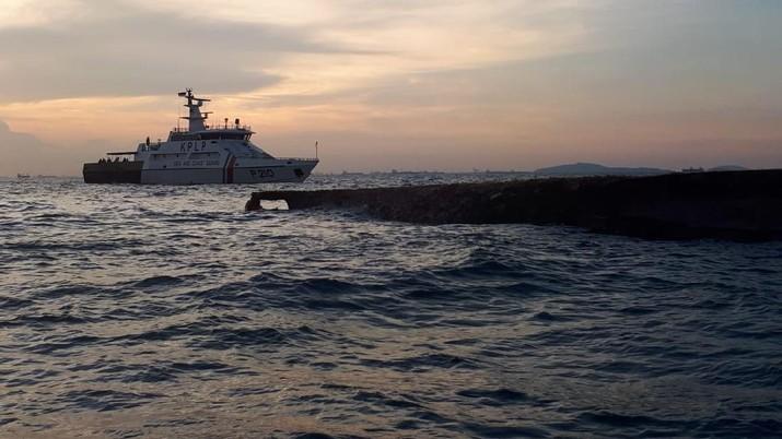 Kemenhub, Perhubungan laut.