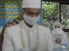 Boleh Akad Nikah di Masjid Saat New Normal, Ini Syaratnya!