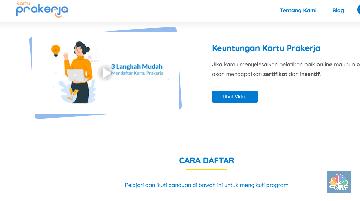 Ternyata Ini Alasan Jokowi Tambah Syarat Dapat Kartu Prakerja