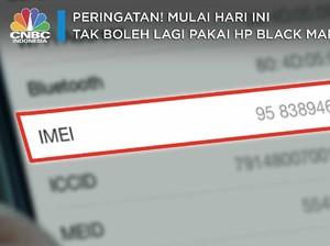 Mulai Hari Ini Tak Boleh Lagi pakai HP Black Market
