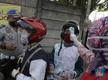 Jokowi Targetkan Kurva Covid-19 Turun di Mei, Mungkinkah?