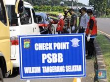 Pemerintah Mau Longgarkan Penerapan PSBB, Setuju?