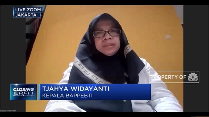 Bappebti: Transaksi Perdagangan Multilateral Turun Akibat Wabah Corona (CNBC Indonesia TV)