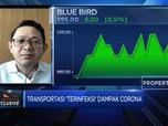 Terdampak Corona, Blue Bird Perkuat Segmen Pengantaran Barang