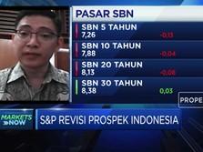 Dampak Revisi Prospek Surat Utang Bagi Pasar Obligasi RI