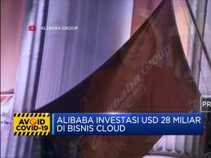 Yang Lain Tahan Investasi, Alibaba Malah Ekspansi