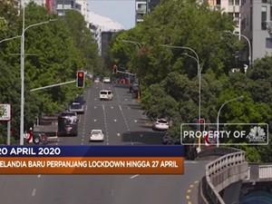 Selandia Baru Perpanjang Lockdown, Hingga Penembakan Brutal