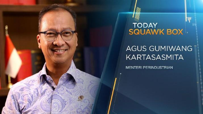 Menteri Perindustrian, Agus Gumiwang