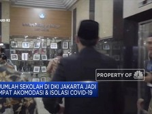 Sekolah di DKI Jakarta Jadi Tempat Isolasi Pasien Corona