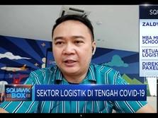 Kegiatan Bisnis Logistik Turun 50% Akibat Pandemi Covid-19