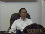 Jokowi Tiba-tiba Minta BUMN Buka Sawah Baru, Krisis Pangan?