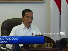 Harga Kebutuhan Pokok Masih Tinggi, Ini Reaksi Jokowi