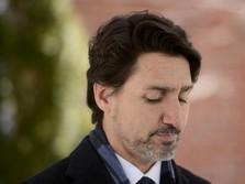 Kala Justin Trudeau Kehilangan Kata karena Trump