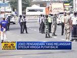 Inilah Suasana Penerapan PSBB di Bekasi