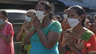 VIDEO: Mengenang Korban Bom Paskah Sri Lanka Saat Pandemi