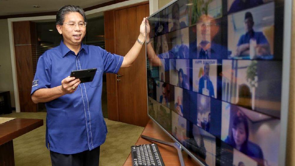 Direktur Utama Bank Mega Kostaman Thayib (dok: Bank Mega)