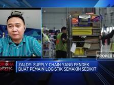 Pelarangan Mudik Akan Dongkrak Bisnis Logistik Jelang Lebaran