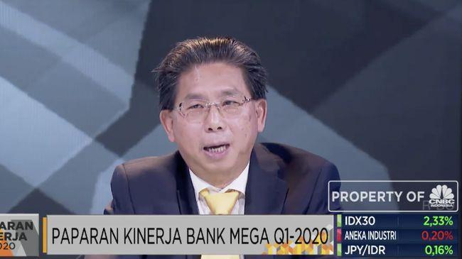 MEGA Di Kuartal I, Kinerja Bank Mega Tumbuh Jauh Lampaui Industri
