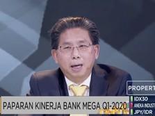 Di Kuartal I, Kinerja Bank Mega Tumbuh Jauh Lampaui Industri