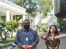 Bantah Jadi Wamen Jokowi, Bos Buruh Siap Gugat Omnibus Law