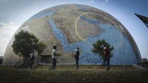 Ilmuwan Eropa Ungkap Pelemahan Medan Magnet Bumi Misterius